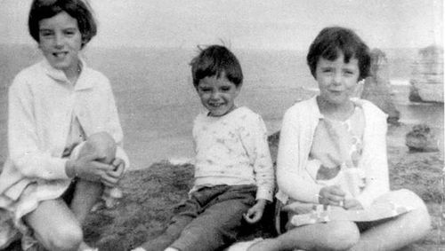The South Australian government has offered rewards of $1 million in each case of 18 children presumed to have been murdered, including the Beaumont children who disappeared in 1966. (Supplied)