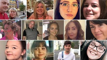 Fourteen civilians and an off-duty police officer have been announced dead following the deadly blast at Manchester Arena.