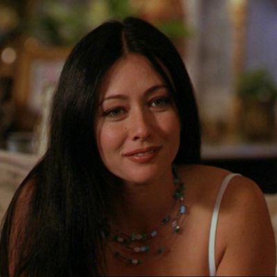 Shannen Doherty as Prue Halliwell: Then