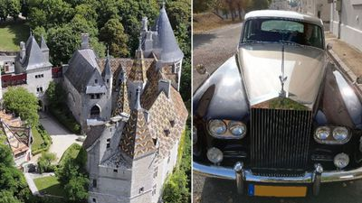 'King of the Castle' fugitive, famed for chateau hideout, arrested in France