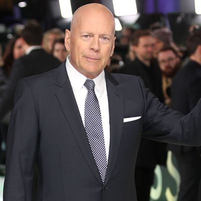 Bruce Willis as David Addison: Now