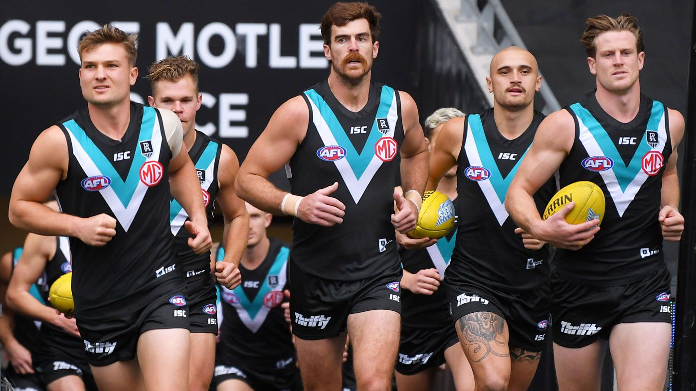 Shane McInnes: Port Adelaide and Geelong not getting dues in wide-open flag race