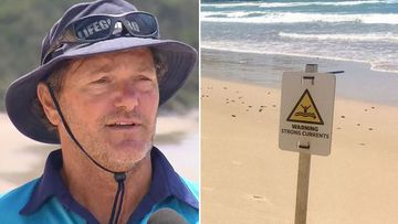 'Save somebody's life': Lifesavers' plea to beachgoers