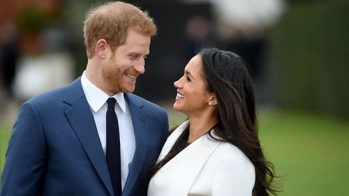 Prince Harry and actress Meghan Markle have announced their engagement.