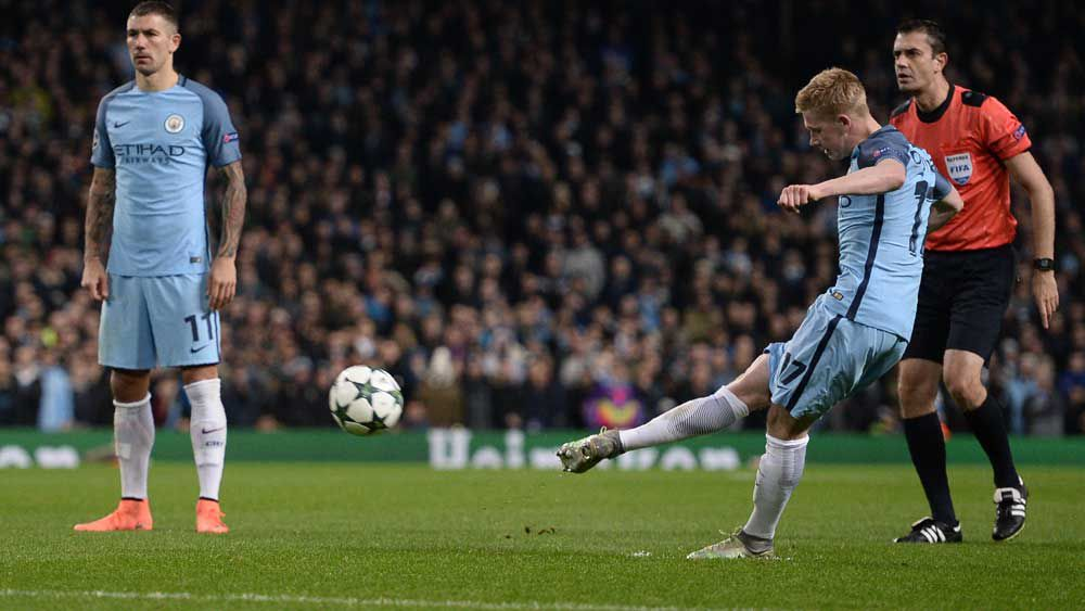 City beats Barca, sweet win for Guardiola