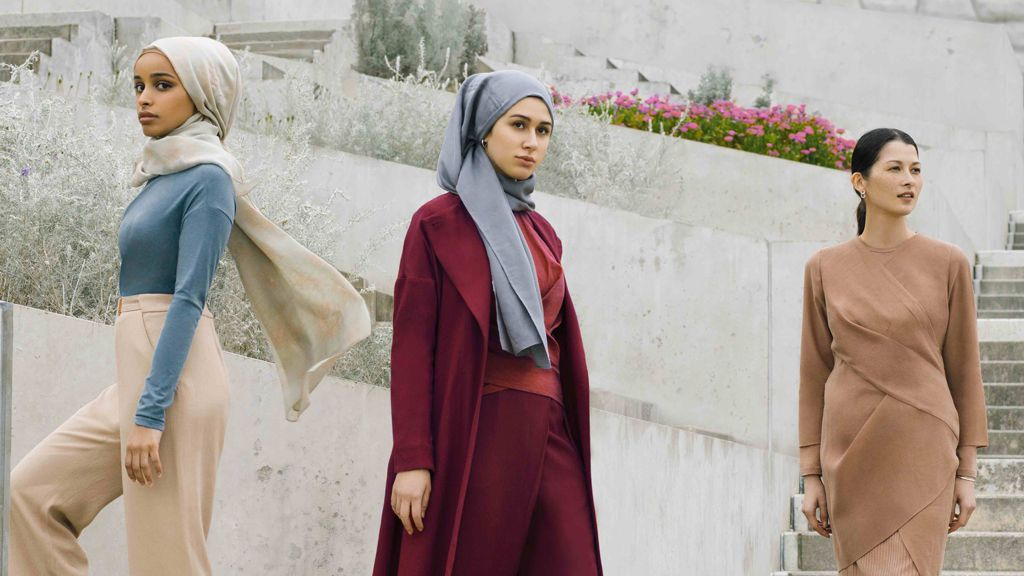 Muslim clothes go mainstream