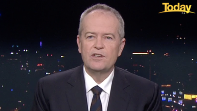 Bill Shorten said all Sydney suburbs should be on the same track.