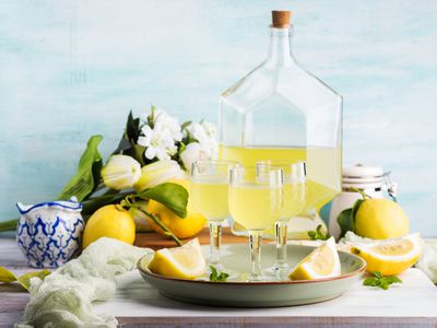 LEO (July 23 – August 22): LIMONCELLO