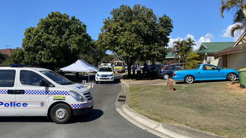 Woman detained after suspected stabbing at Murrumba Downs, north of Brisbane