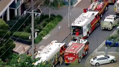 Patients turned away after diesel spill at Melbourne hospital
