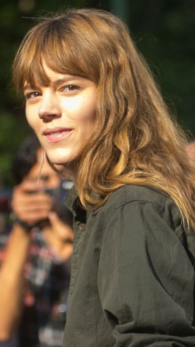 Freja Beha Erichsen is another fringe crush of Martin's.