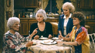 'Golden Girls' are getting their own cook book