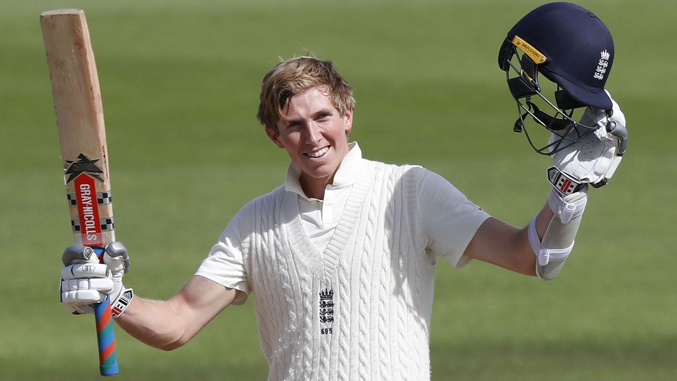 Zak Crawley hits maiden Test century of 267 as England smash Pakistan in third Test