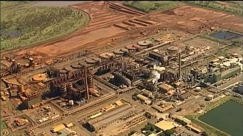 The future of 550 workers at Yabulu plant remains unclear.