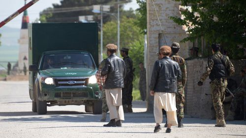 Over 100 killed and wounded after Taliban attack Afghan military base
