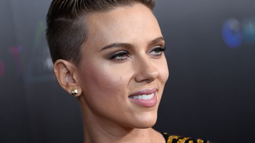 Scarlett Johansson has pulled out of the film Rub & Tug after her plans to portray a transgender man prompted a backlash. Picture: AP