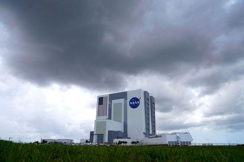 US Astronauts Dock SpaceX Rocketat International Space Station
