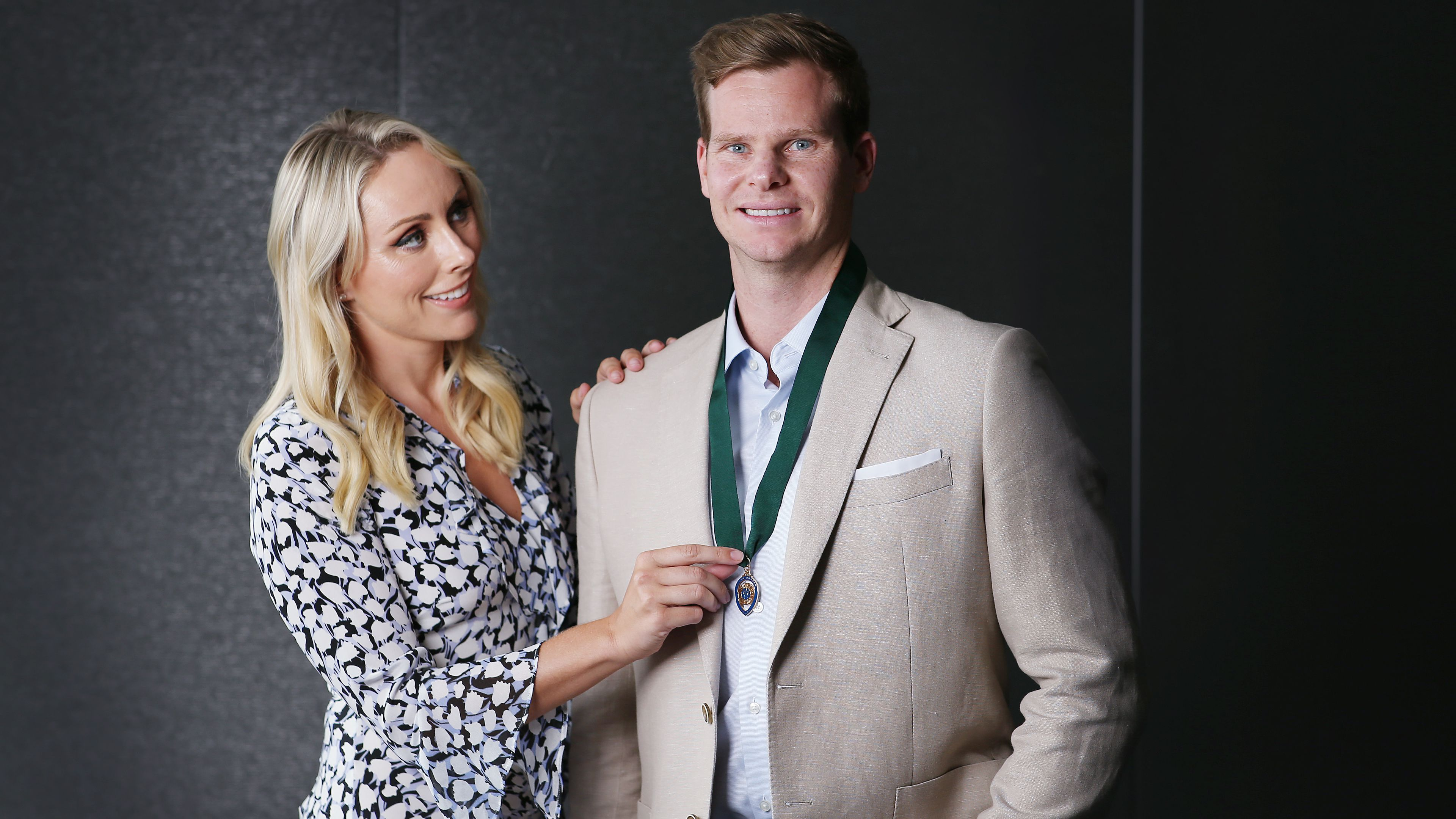 Steve Smith wins third Allan Border Medal as Beth Mooney takes Belinda Clark Award
