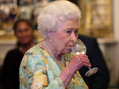 'The wedding will be attended by Her Majesty The Queen'