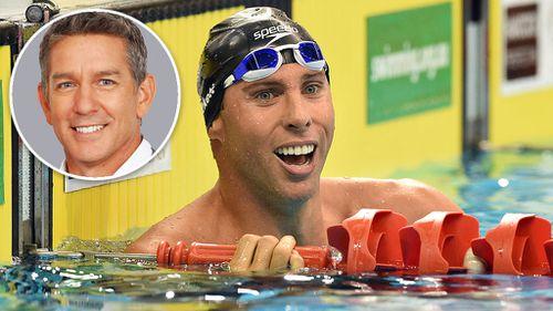 Cameron Williams: Australia hurts with Hackett