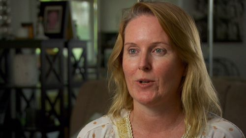Mum of two Sarah Skurray made $30,000 leasing her downstairs bedroom and bathroom on Airbnb.
