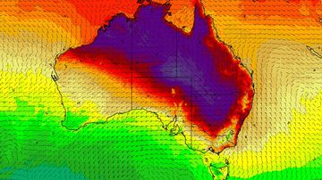 Australia's east coast set for sweltering spring weekend