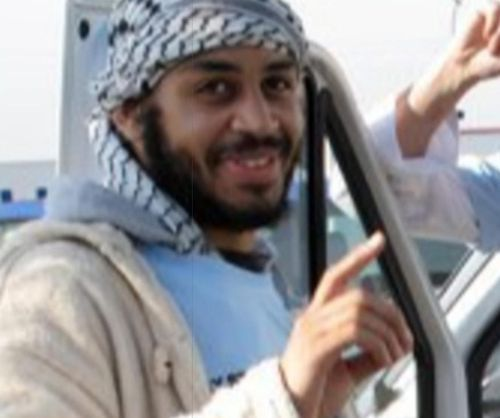 """Alexanda Kotey was one of the four British members of Islamic State dubbed """"the Beatles"""" because of their accents. (Supplied)"""