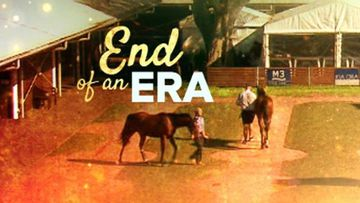 Horse racing's biggest names farewell historic Newmarket sale yards