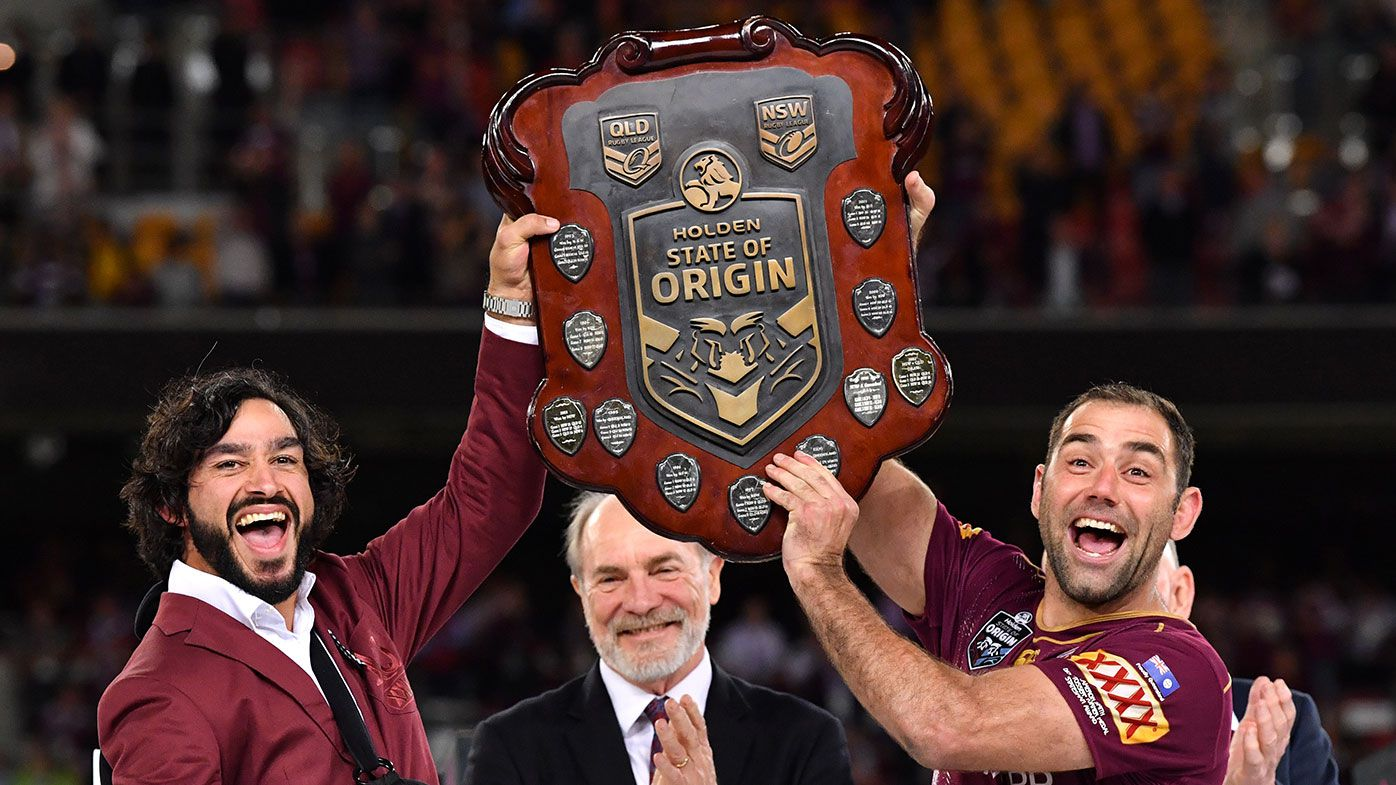 I would've let Queensland down: Cameron Smith