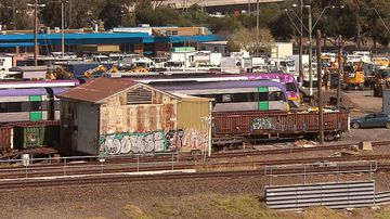 New $172m rail yard to improve regional train reliability