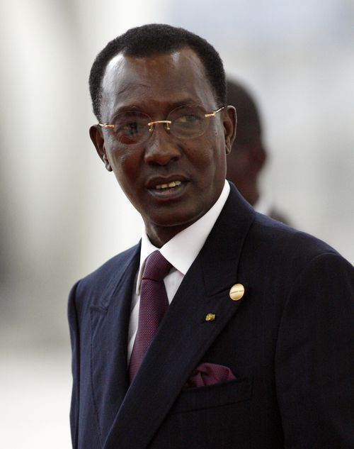 """Chad's President Idriss Deby said the restrictions were put in place for security reasons and the internet had been hijacked for """"malicious"""" reasons."""