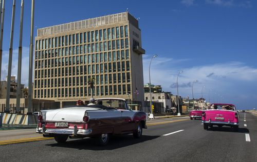 US diplomats mysteriously injured in Cuba