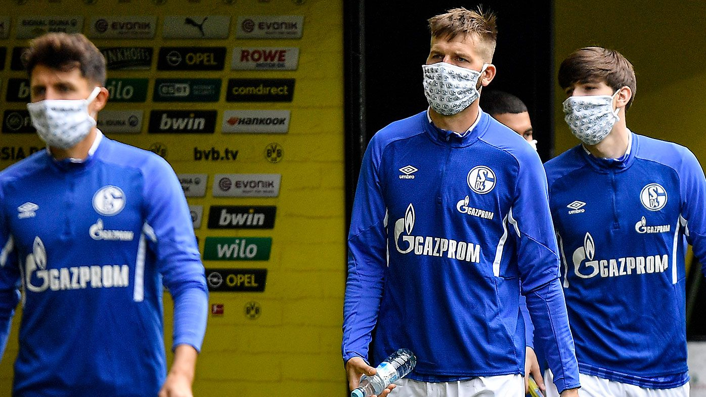 German Bundesliga returns as fan-less arena exposes FC Schalke defender's disgusting slur