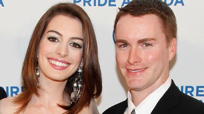 Anne Hathaway's brother Michael Hathaway