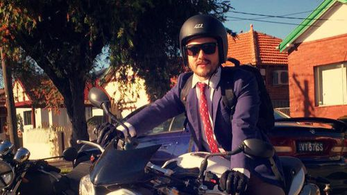 Australian man Matthew Ridley was killed riding a motorbike in India. (Facebook / Matthew Ridley)