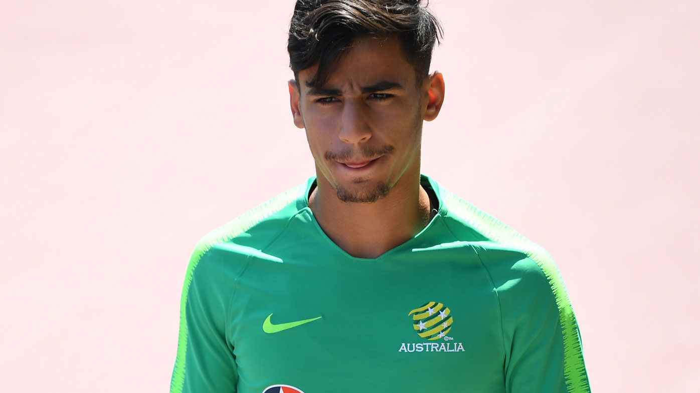 Countless offers stream in for Daniel Arzani after impressive World Cup