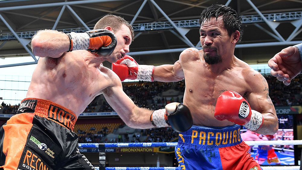 WBO to re-score Jeff Horn's world title fight with Manny Pacquiao