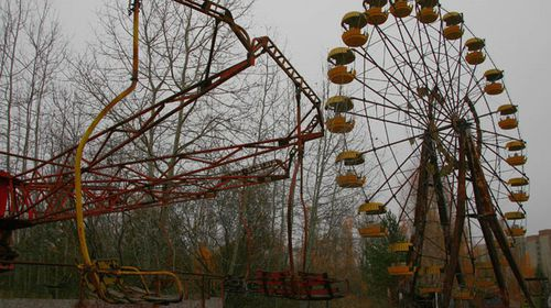 Chernobyl: Take a tour through Ukraine's nuclear wasteland (Gallery)