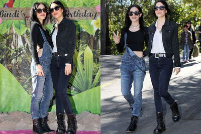Bindi's favourite band, The Veronicas, dropped in from nearby Brisbane for the occasion.