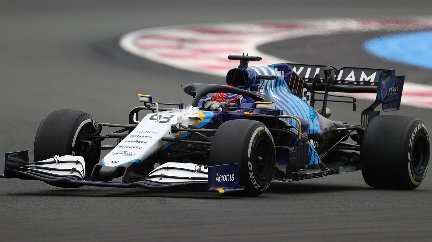 George Russell 'gutted' after retirement stops huge step forward for Williams