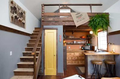 Small space living — Portland, Oregon