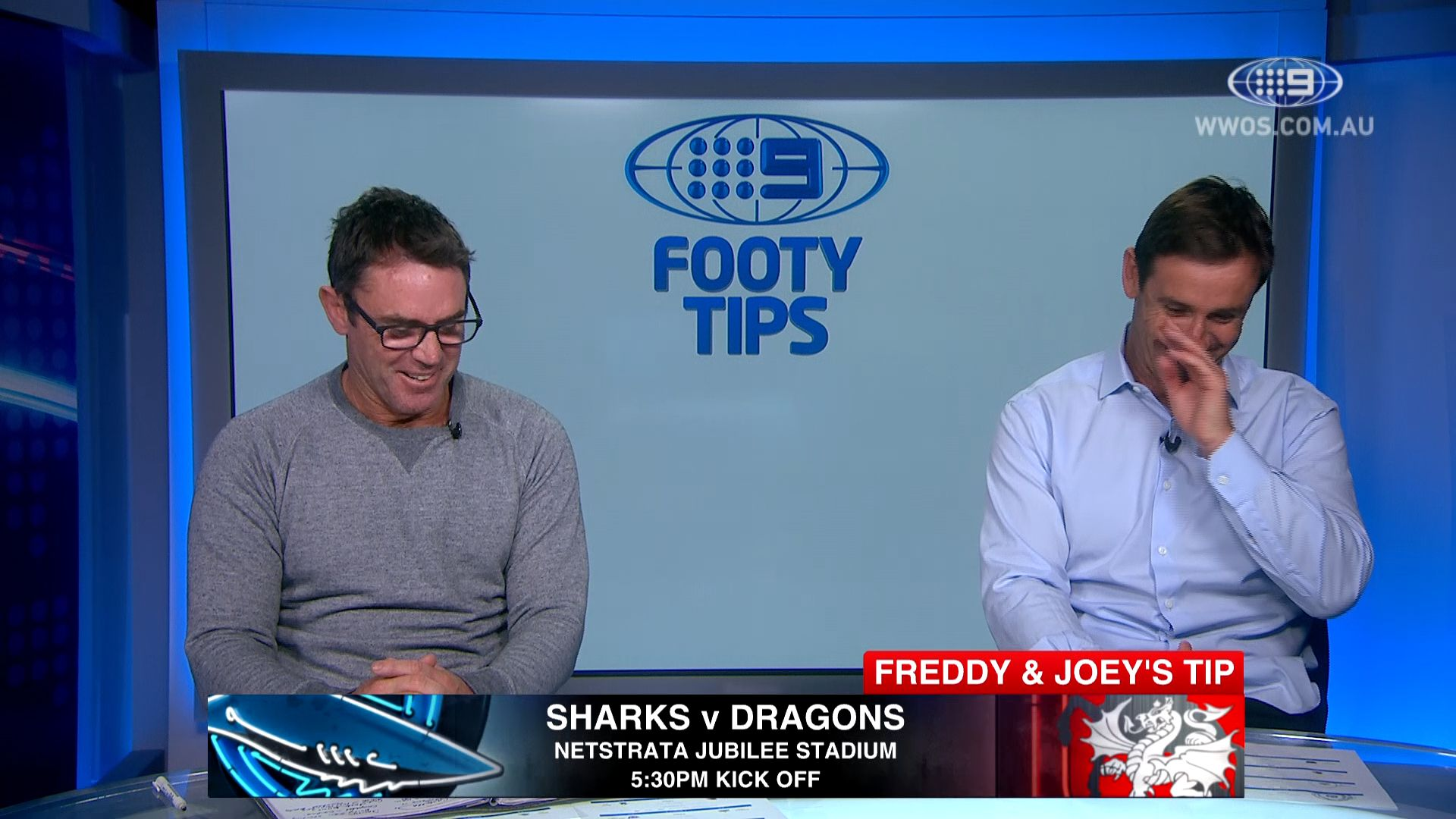 NRL footy tips Round 11: Freddy, Joey and Channel Nine's stars give their winners