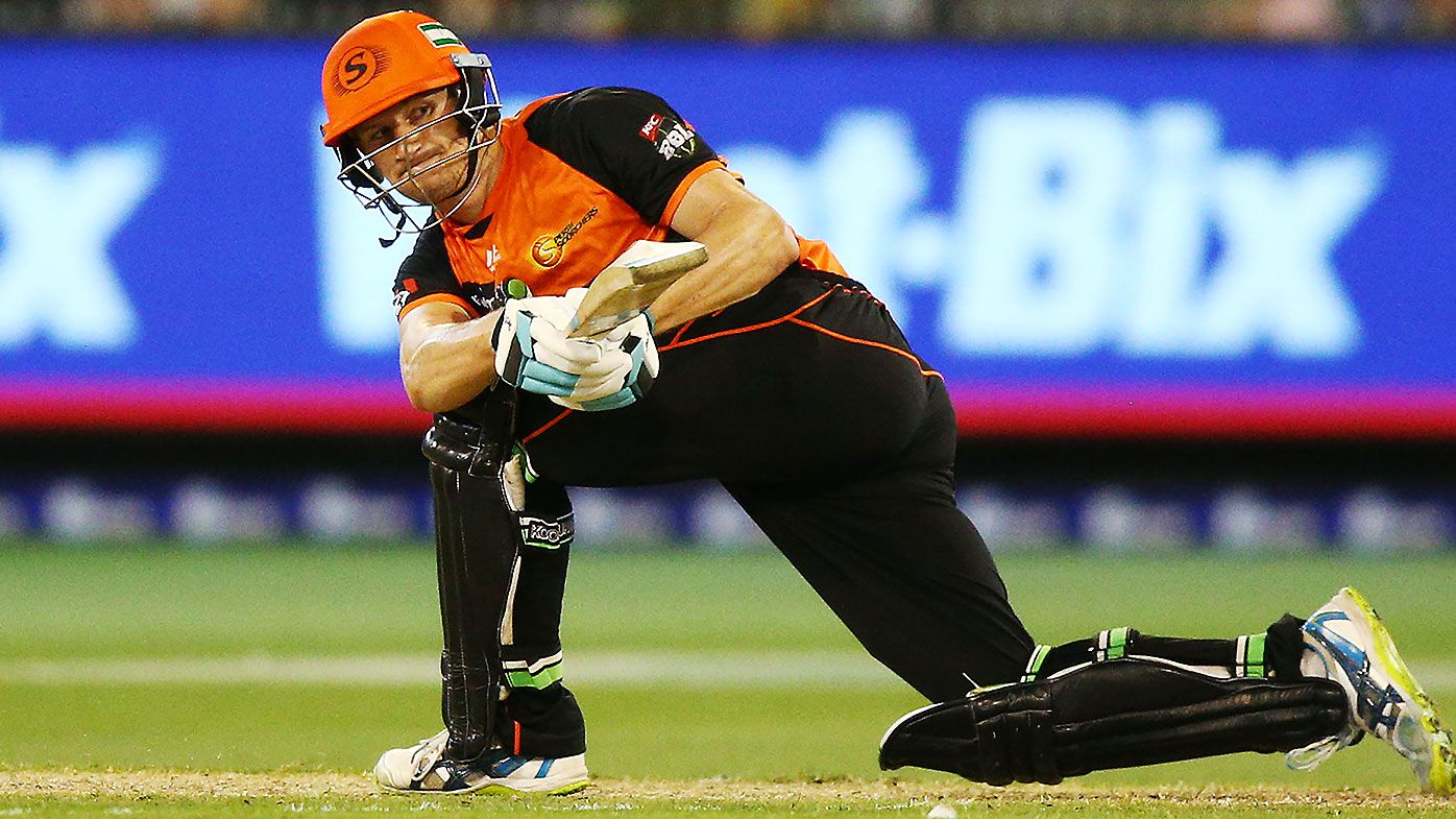 Cameron Bancroft scores first half-century since ban in Perth Scorchers win