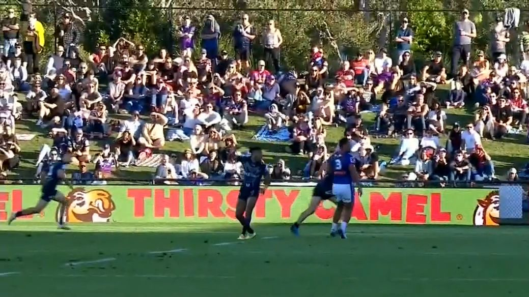 NRL takes action over packed Storm crowd at Sunshine Coast stadium