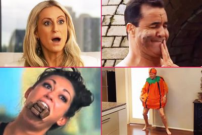 "Stephanie Rice may have taken out the title of <i>The Celebrity Apprentice</i> for 2013, but this season was full of star moments all around. From Dawn Fraser rapping and stripping to her undies, to Jeff Fenech letting Prue MacSween ""dirty him up"" for a photo shoot, to Dermott Brereton erotically dancing in a pumpkin suit, here are TheFIX's picks for the funniest moments of the series ...<br/><br/><b><a target=""_blank"" href=""http://twitter.com/theadambub"">By Adam Bub</a></b>"