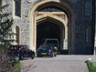 World watching Windsor Castle