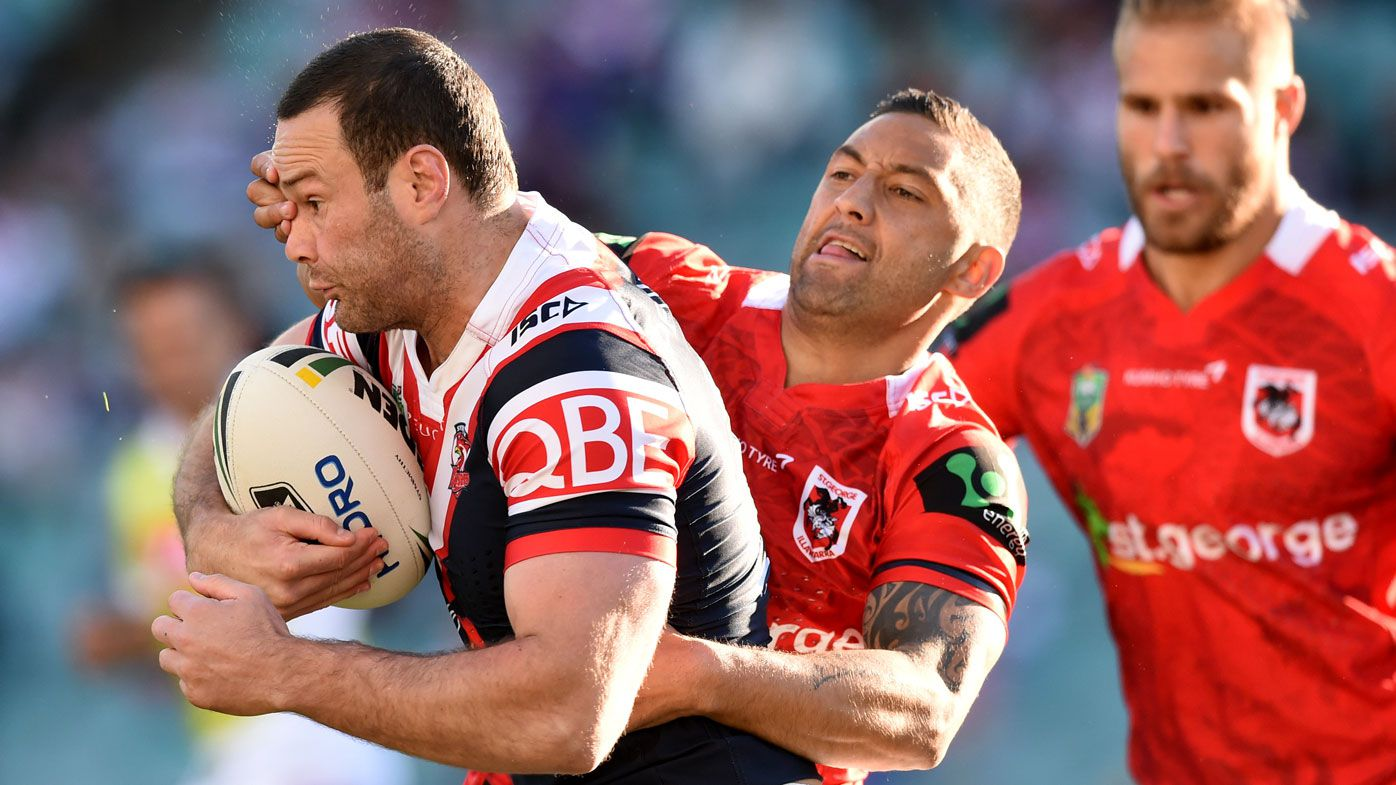 Record Roosters win ends Dragons' season