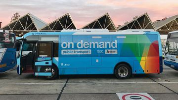 On demand buses now available for residents in South Australia