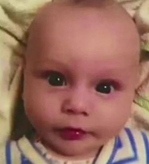 Baby Chayse was aged six months when he died. (File)