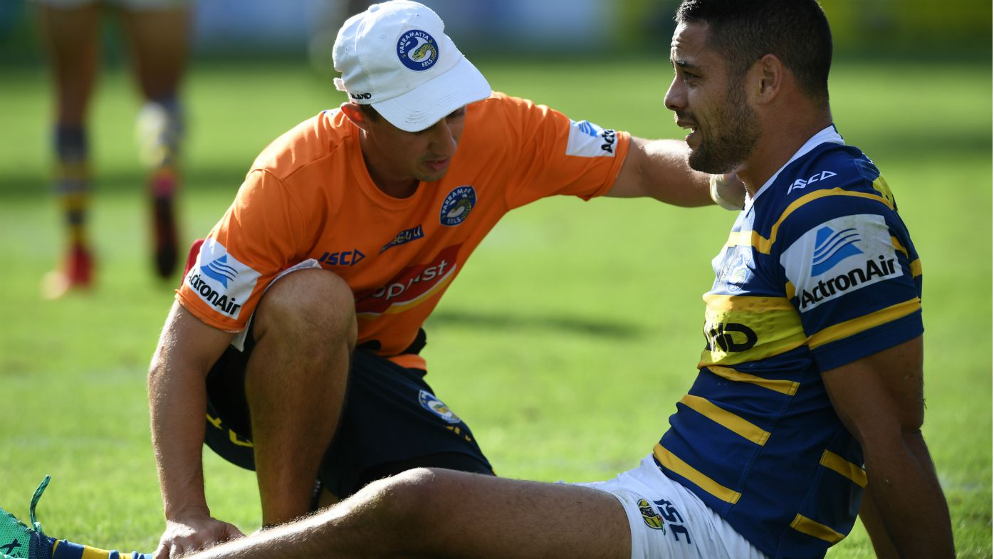NRL: Jarryd Hayne injury not due to being rushed
